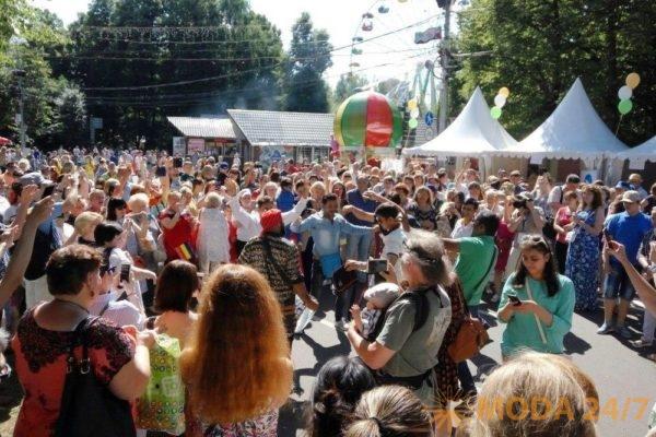 Индийский базар. Праздник посвященный Дню независимости Индии пройдет в московских Сокольниках