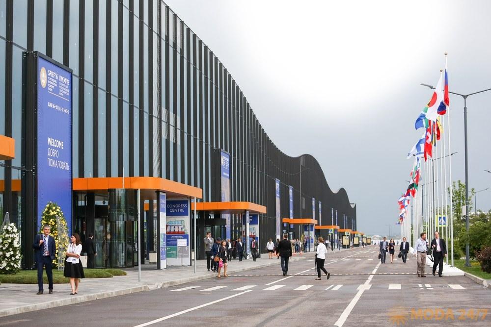 Выставка «Индустрия Моды» пройдет в Санкт-Петербурге с 10 по 13 октября 2018 года на новой выставочной площадке КВЦ «ЭКСПОФОРУМ»
