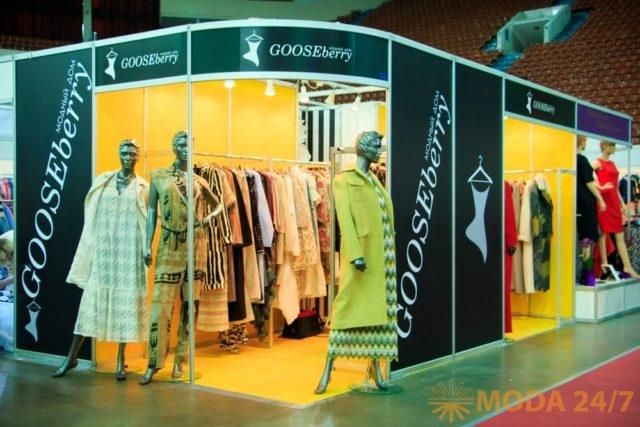 Дом моды GOOSEBERY. Выставка «Индустрия Моды» пройдет в Санкт-Петербурге с 10 по 13 октября 2018 года на новой выставочной площадке КВЦ «ЭКСПОФОРУМ»