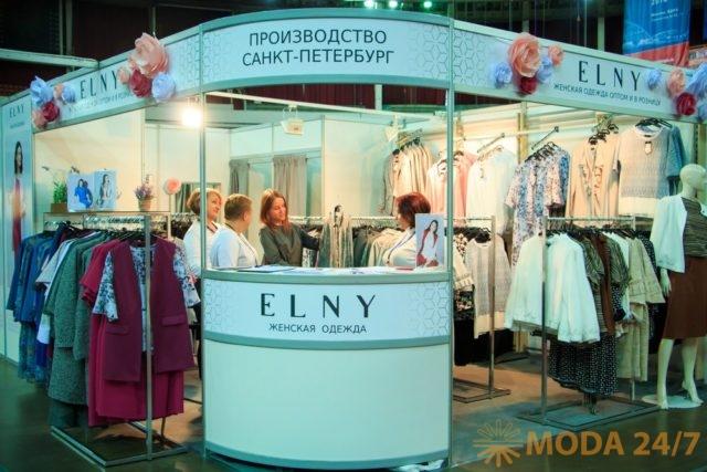 Компания ELNY. Выставка «Индустрия Моды» пройдет в Санкт-Петербурге с 10 по 13 октября 2018 года на новой выставочной площадке КВЦ «ЭКСПОФОРУМ»