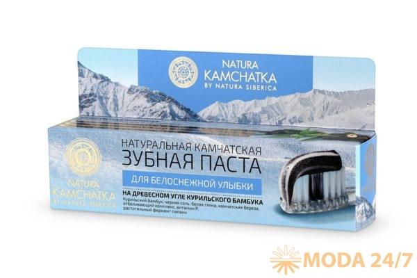 Natura Kamchatka by Natura Siberica. Здоровые зубы мужчины: 10 советов