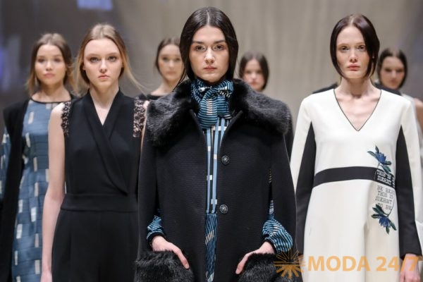 Collection Première Moscow осень 2018