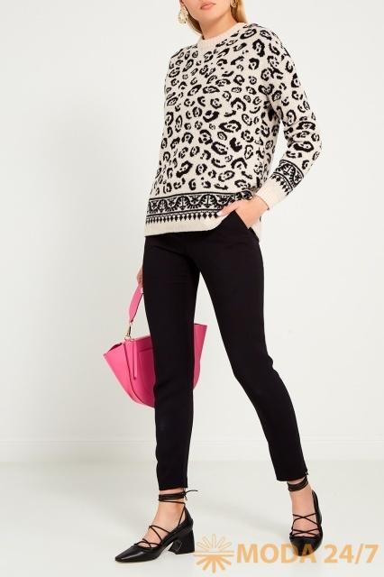 Розовая сумка Wandler Hortensia Medium Sugar. Осенний гардероб Aizel
