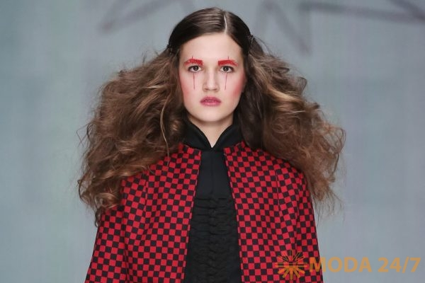 Цвета Palette Fashion Collection на подиумах туманного Альбиона