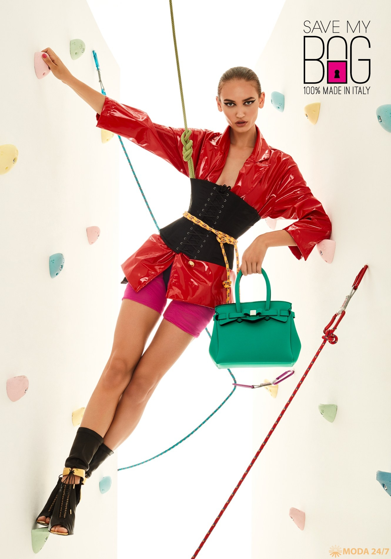 Сумка MISS Save My Bag. Save My Bag AW-2018/19 (осень-зима 2018/19)