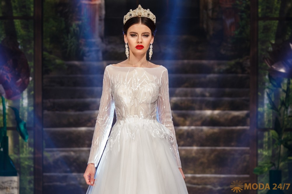 St. Petersburg Bridal fashion week