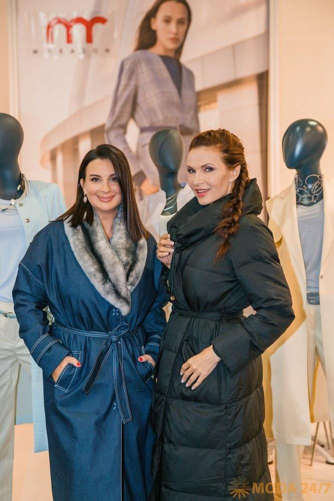 Екатерина Стриженова и Эвелина Блёданс. Звездный десант на CPM MOSCOW