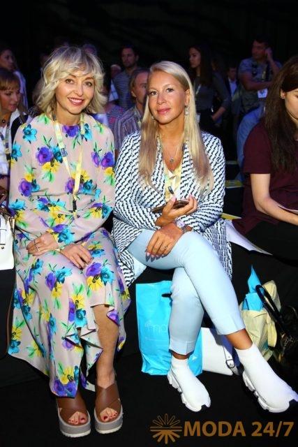 Елена Бугранова (Союз Русских Байеров) и Екатерина Одинцова (PRTrend). Звездный десант на CPM MOSCOW