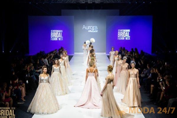 Неделя свадебной моды в Санкт-Петербурге 2018