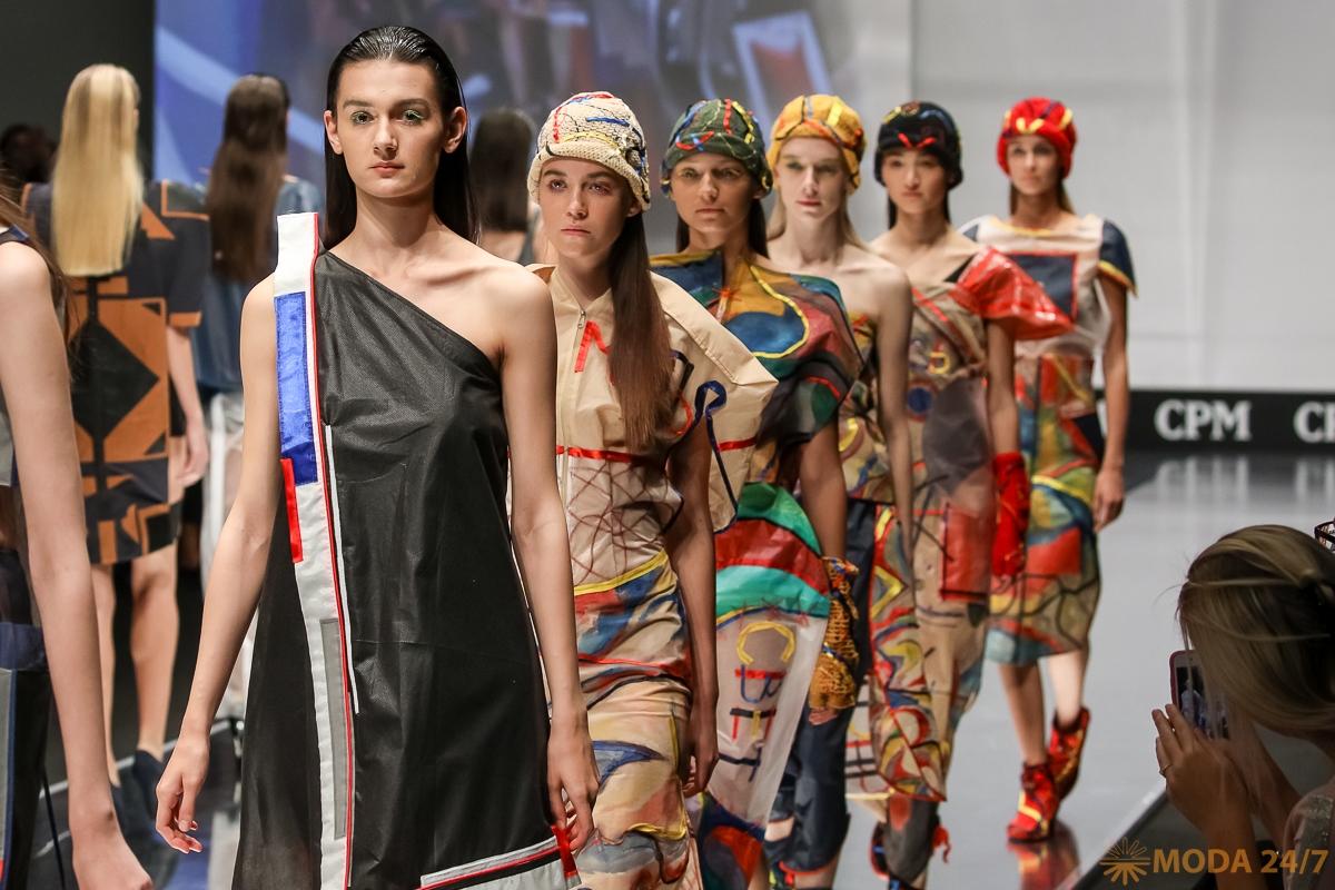 «Супрематический вояж» молодых петербургских дизайнеров