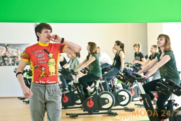 X-Race My Ride – велопрогулка не выходя из фитнес-клуба X-Fit