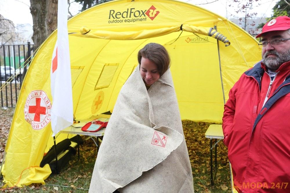 Оборудование закупленное Красным Крестом для заполнения складов. Coca-Cola пополнила запасы воды Российского Красного Креста на случай ЧС