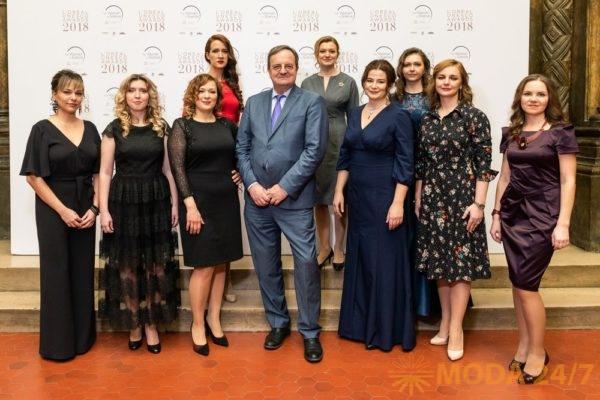 стипендии «Для женщин в науке» Фонд L'ORÉAL-UNESCO вручил стипендии «Для женщин в науке»