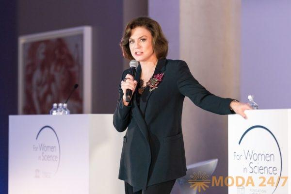 Светлана Сорокина. Фонд L'ORÉAL-UNESCO вручил стипендии «Для женщин в науке»