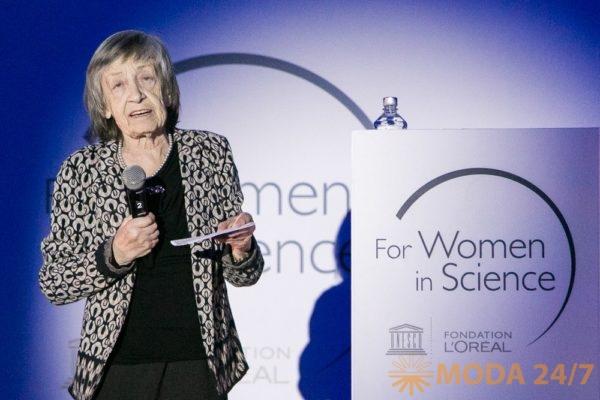 Татьяна Максимовна Бирштейн. Фонд L'ORÉAL-UNESCO вручил стипендии «Для женщин в науке»