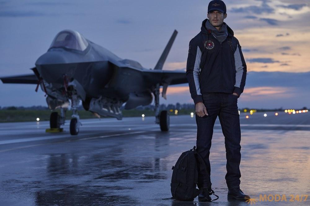 Aeronautica Militare AW-2018/19 Action. Aeronautica Militare AW-2018/19 – «С отвагой к звёздам»