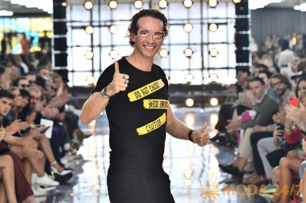 Мануэль Фаччини (Manuel Facchini). Byblos SS-2019 (весна-лето 2019)