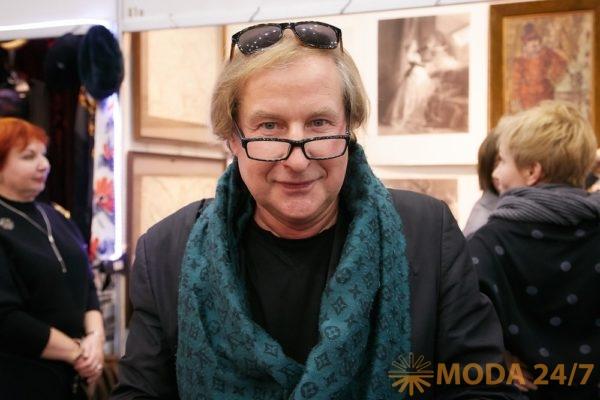 Андрей Житинкин. Декабрьский «Блошиный рынок» на Тишинке