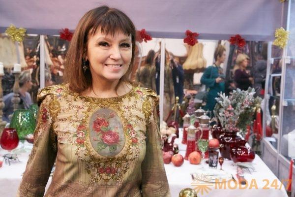 Екатерина Уфимцева. Декабрьский «Блошиный рынок» на Тишинке