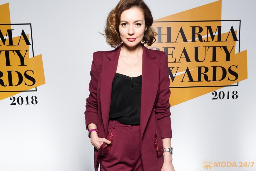 Татьяна Геворкян. Pharma Beauty Awards 2018