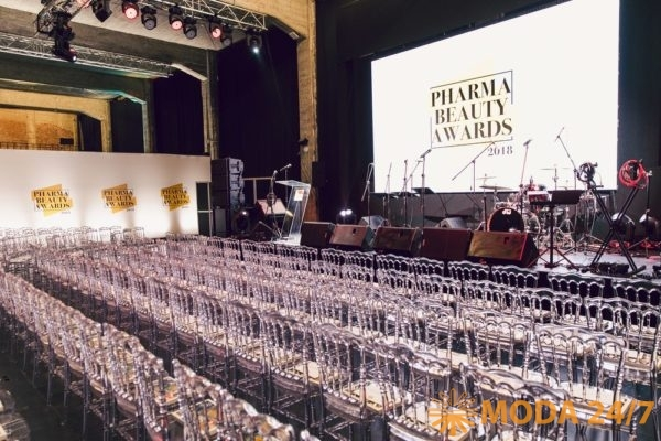 Церемония Pharma Beauty Awards 2018. Pharma Beauty Awards 2018