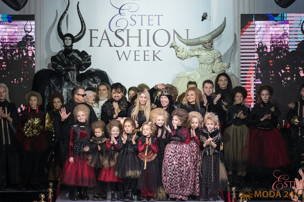 Estet Fashion Week весна-2019