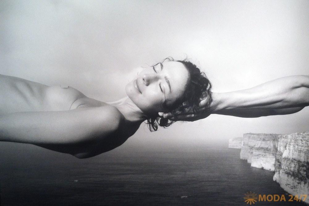 ©Arno Rafael Mikkinen. Laurence, Ta'Cenc, Gozo, Malte. 2002. Моменты откровения Минккинена
