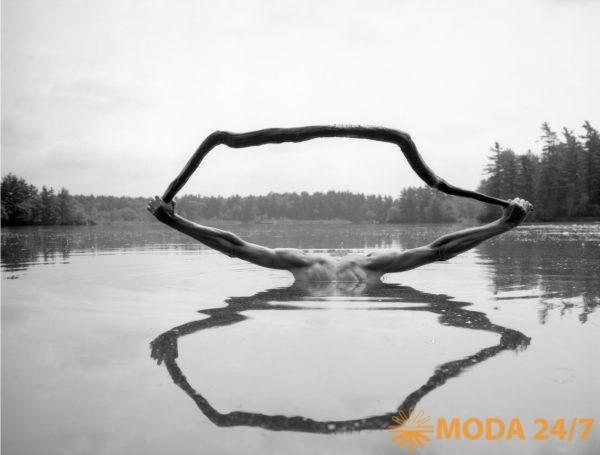 ©Arno Rafael Mikkinen. Ismo's Stick, Fosters Pond, USA. 1993. Моменты откровения Минккинена. Арно Рафаэль Минккинен