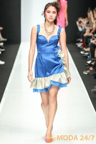Тренды нового сезона OKSANA FEDOROVA на Mercedes-Benz Fashion Week Russia