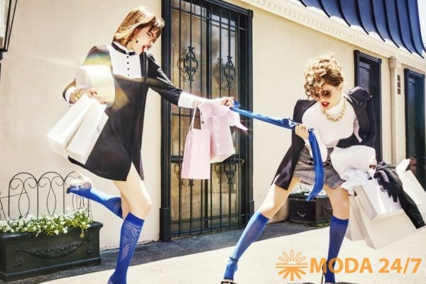 Трикотаж, белье и фантазийные колготки в новой коллекции Wolford SS-2019 (весна-лето 2019)