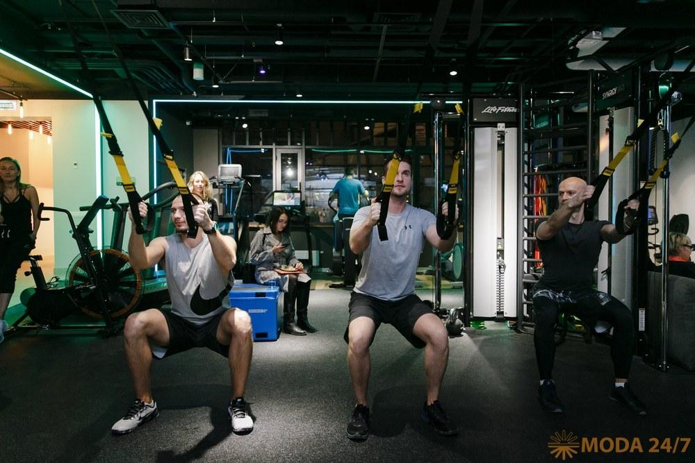 Тренировка в клубе X-Fit. Тренировка на встречу лету – X-Fit Live Moves
