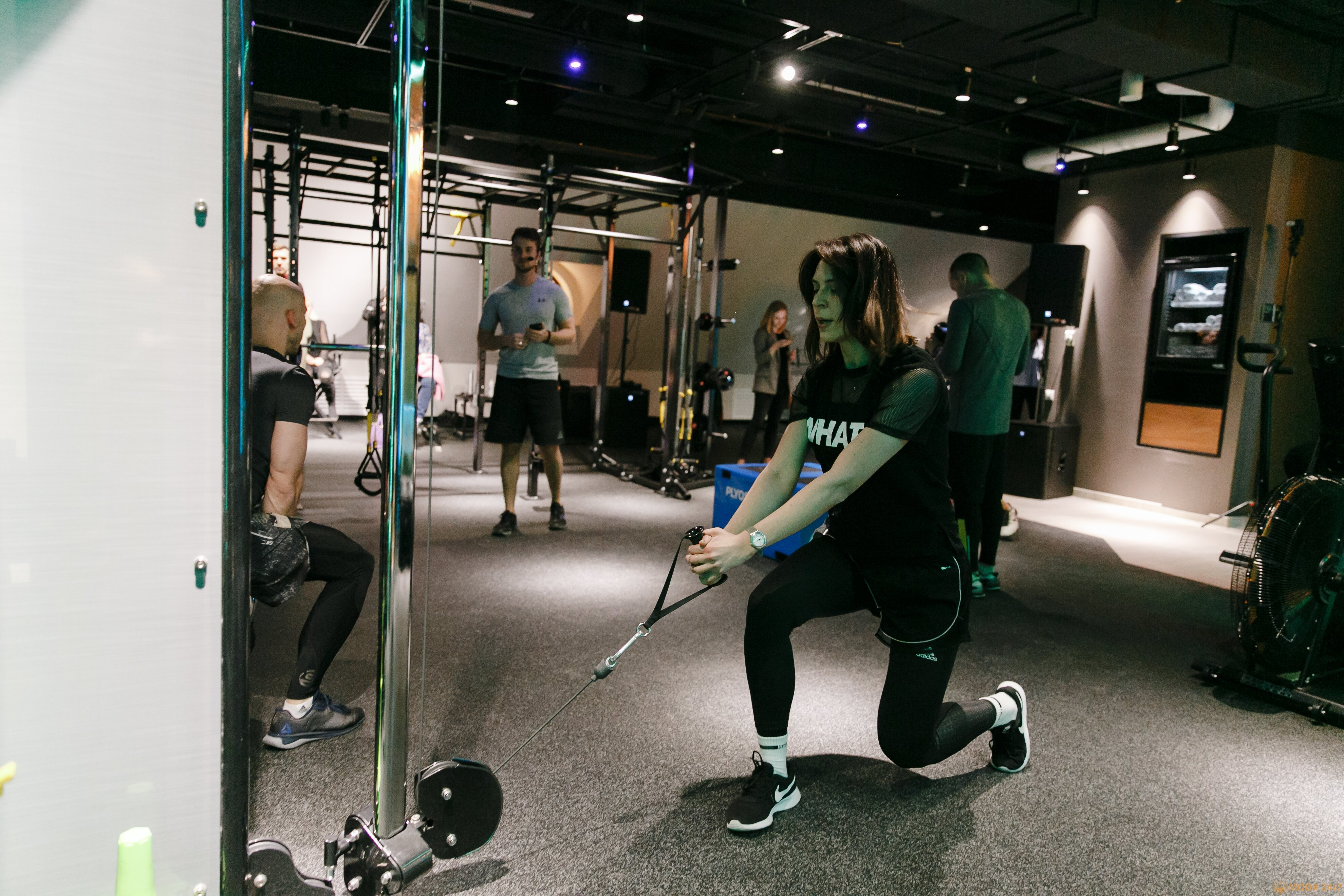 На встречу лету в федеральной сети фитнес-клубов X-Fit. Тренировка на встречу лету – X-Fit Live Moves