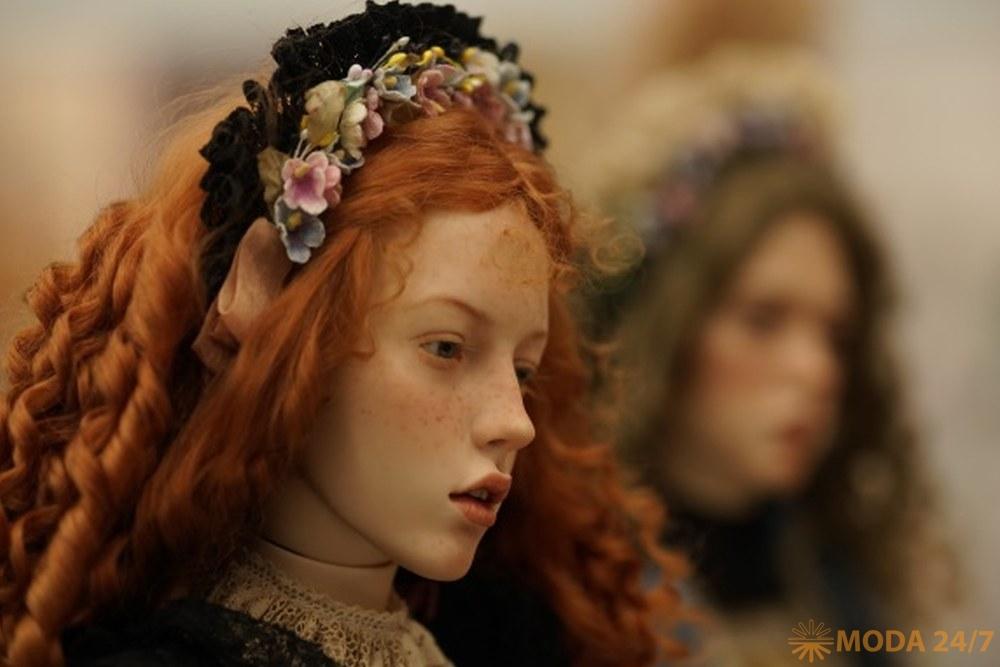 Михаил Зайков –реалистические авторские куклы. Международный Весенний Бал Авторских Кукол в Москве