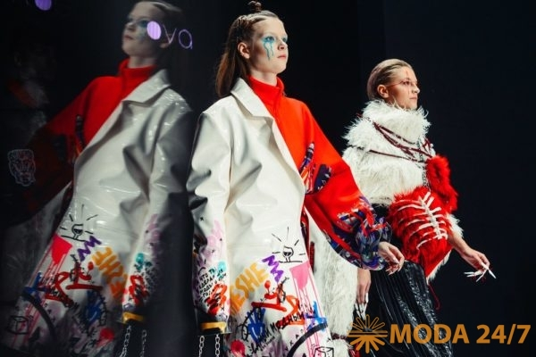 Mercedes-Benz Fashion Week Russia AW-2019/20