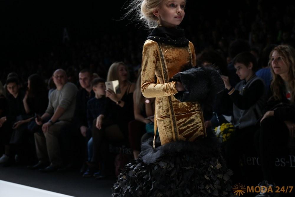 Mercedes-Benz Fashion Week Russia AW-2019/20
