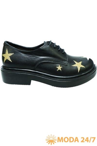 Ботинки со звездами. Olga Soldatova Tervolina