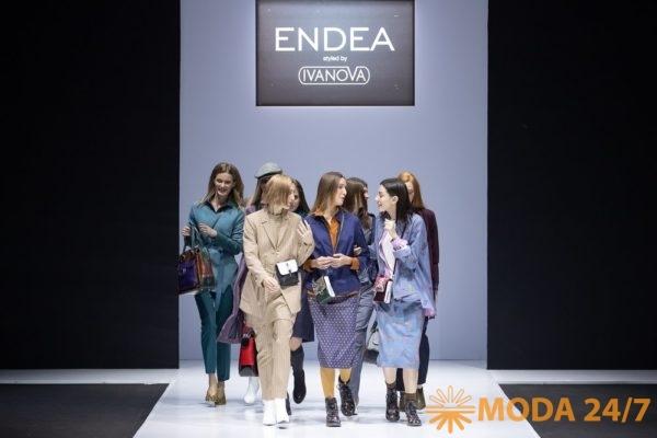 ENDEA FW-2019/20 (осень-зима 2019/20) Место встречи. Зима