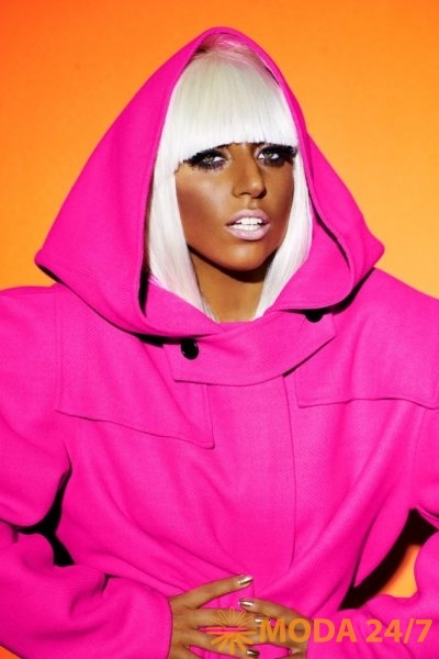 Леди Гага, Нью-Йорк, V Magazine, 2009 © Mario Testino. Марио Тестино: Суперзвезда