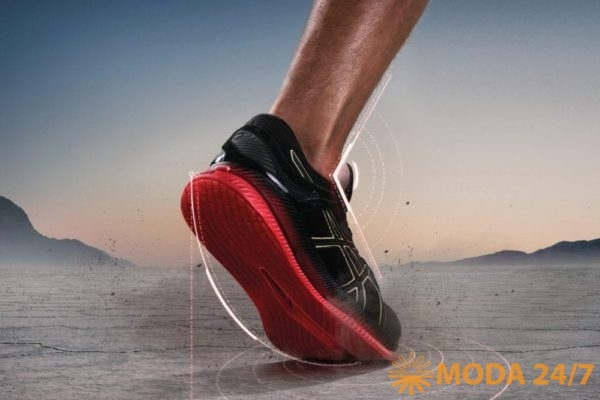 Новые кроссовки ASICS METARIDE™. METARIDE™ на встречу марафону