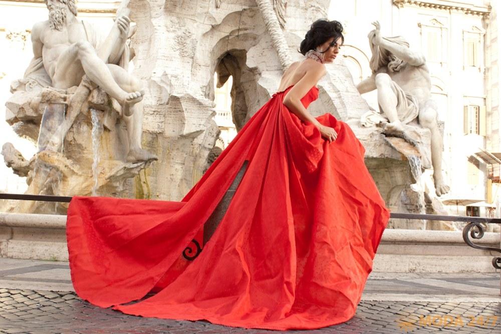 60 лет итальянской моды. Valentino
