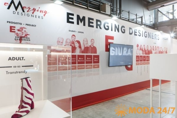 Emerging Designers. #Micam 87 сезон