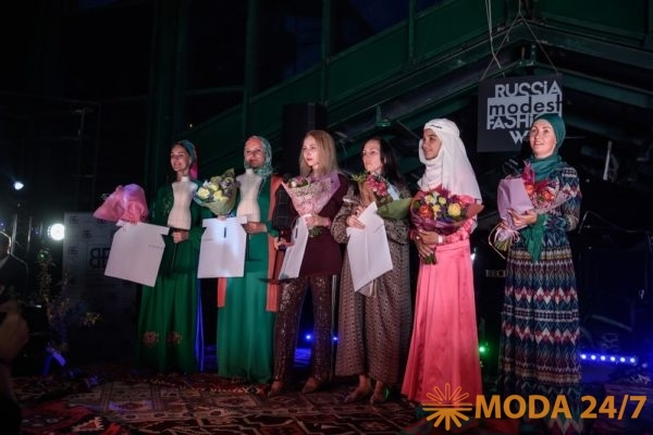 RUSSIA.Modest Fashion Week