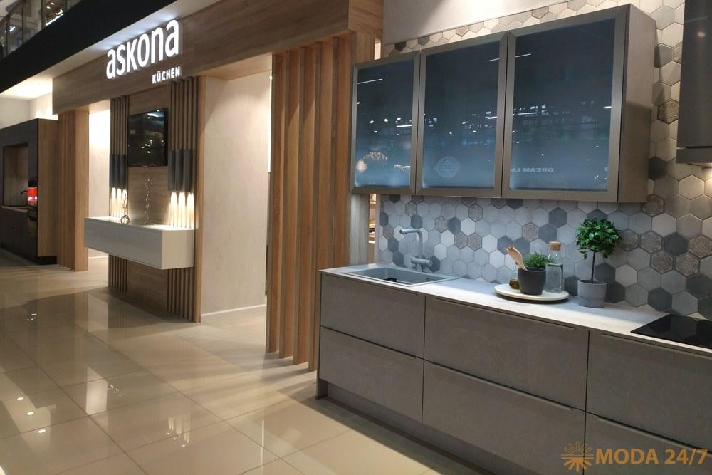 Askona Кухни – немецкое качество в Москве