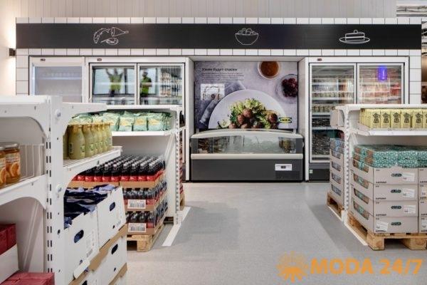 Магазин Шведские продукты