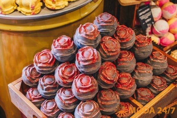Bath Bomb «Черная роза»