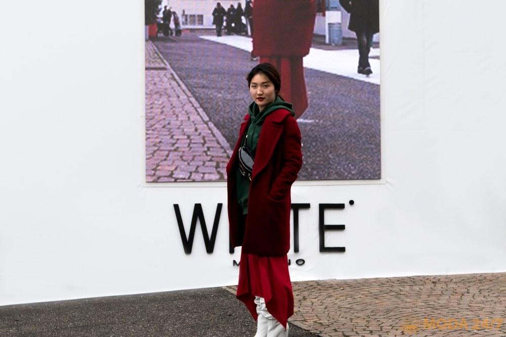 Мода Италии на выставке WHITE MILANO