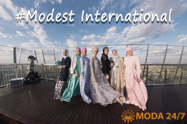 Modest Fashion Week в Москве