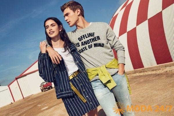 Q / S designed by SS-2019 (весна-лето 2019) женская одежда