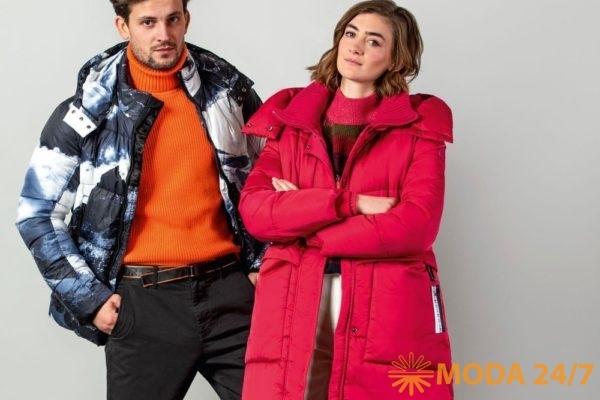 Мужская и женская коллекция Tom Tailor FW-2019/20 (осень-зима 2019/20)