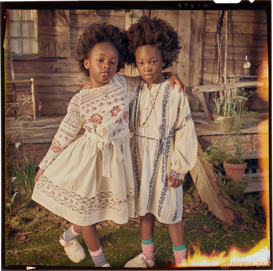 Детская коллекция Zara весна-лето 2019